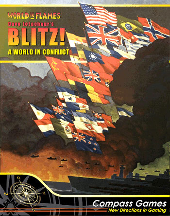 Blitz! A World In Conflict Box Front
