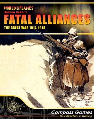 Fatal Alliances: The Great War Box Front