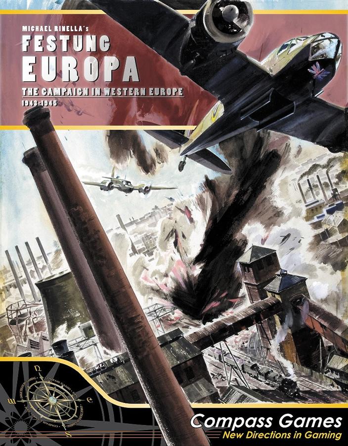Festung Europa Box Front