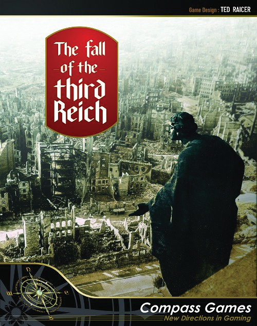 The Fall Of The Third Reich Box Front