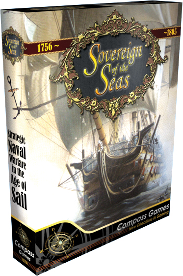 Sovereign Of The Seas Box Front