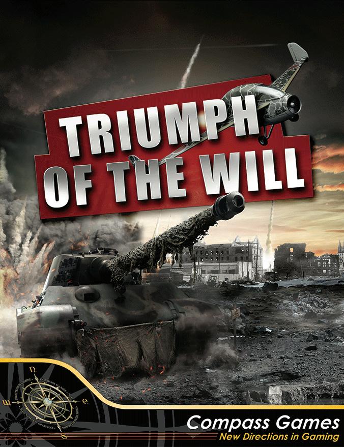 Triumph Of The Will Box Front