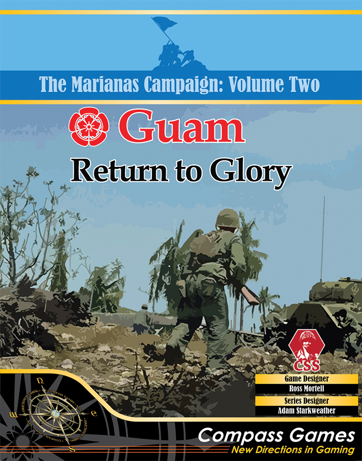 Guam Return To Glory Box Front