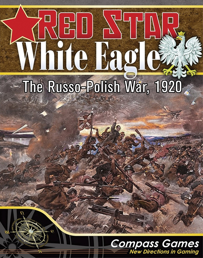Red Star White Eagle: The Russo-polish War 1920 - Designer Signature Edition Box Front