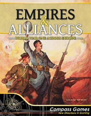 Empires And Alliances Box Front