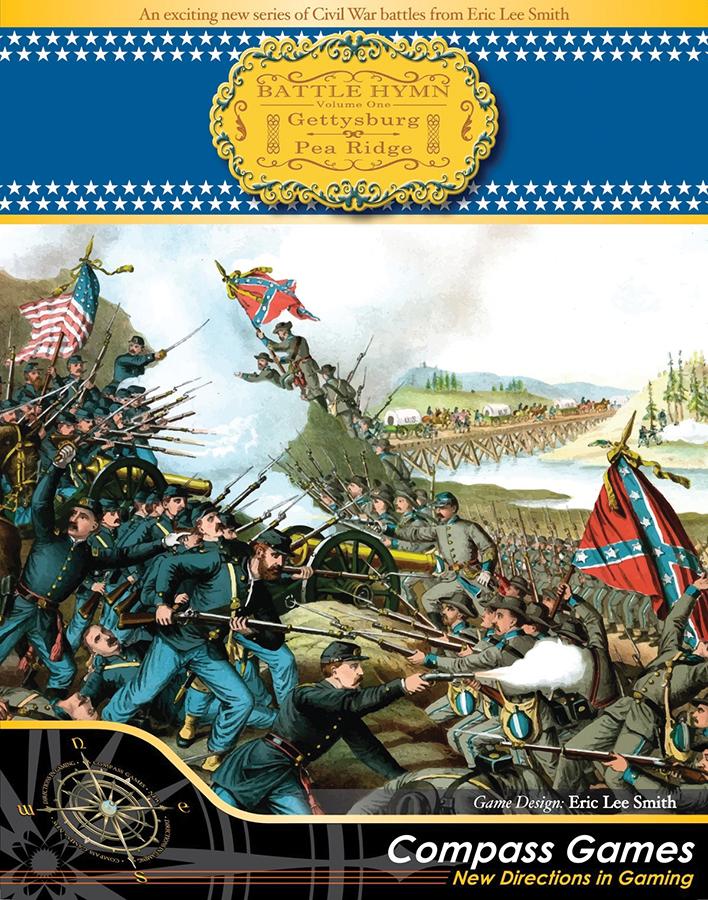 Battle Hymm: Volume 1 - Gettysburg And Pea Ridge Box Front