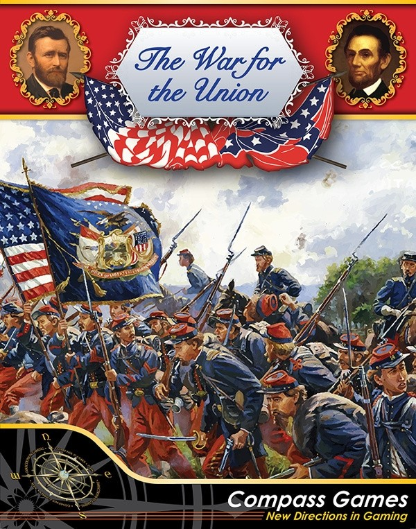 War For The Union: Designer`s Edition Game Box