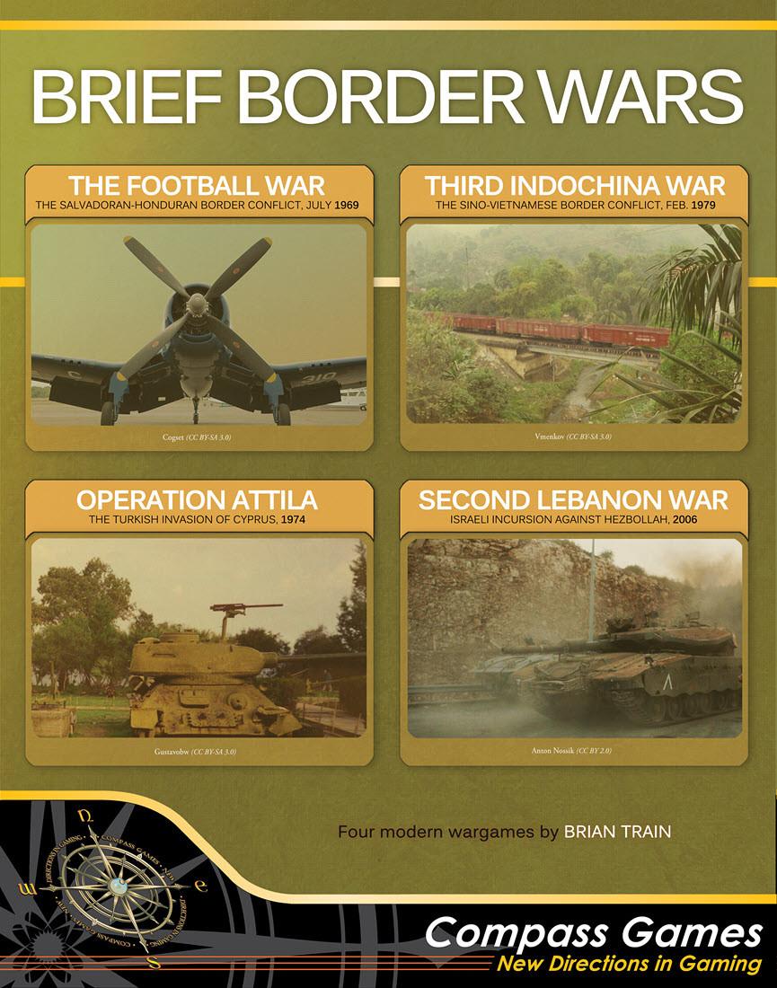 Brief Borders War