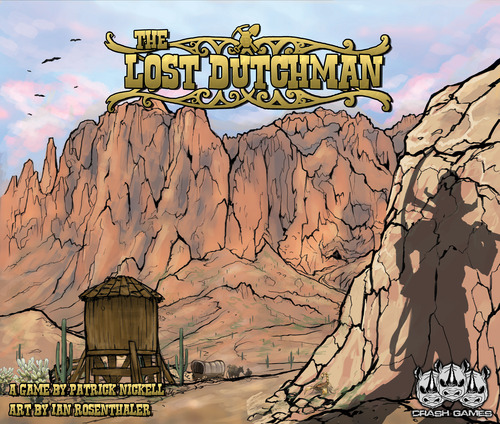 The Lost Dutchman Box Front