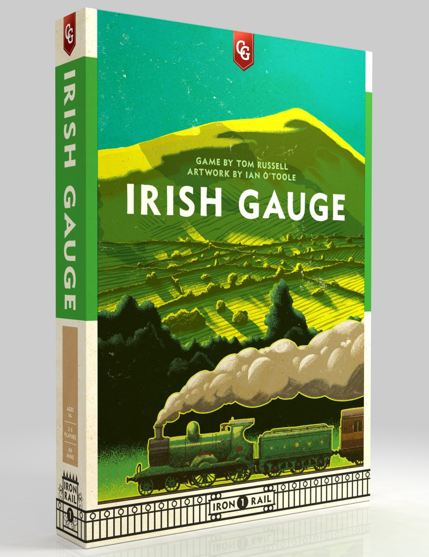 Irish Gauge Game Box