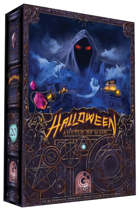 Halloween Box Front
