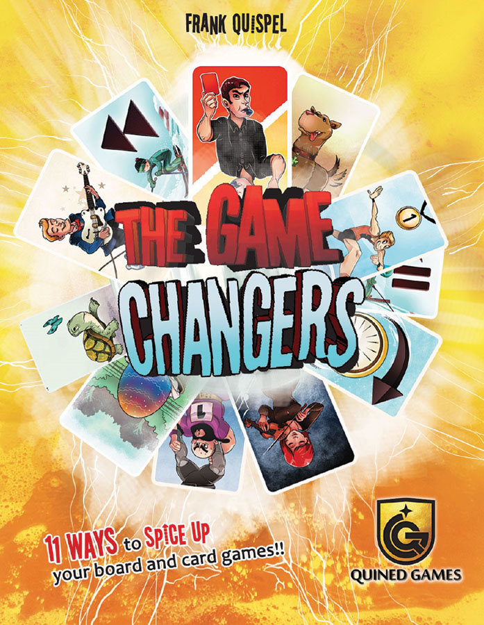The Game Changers Game Box
