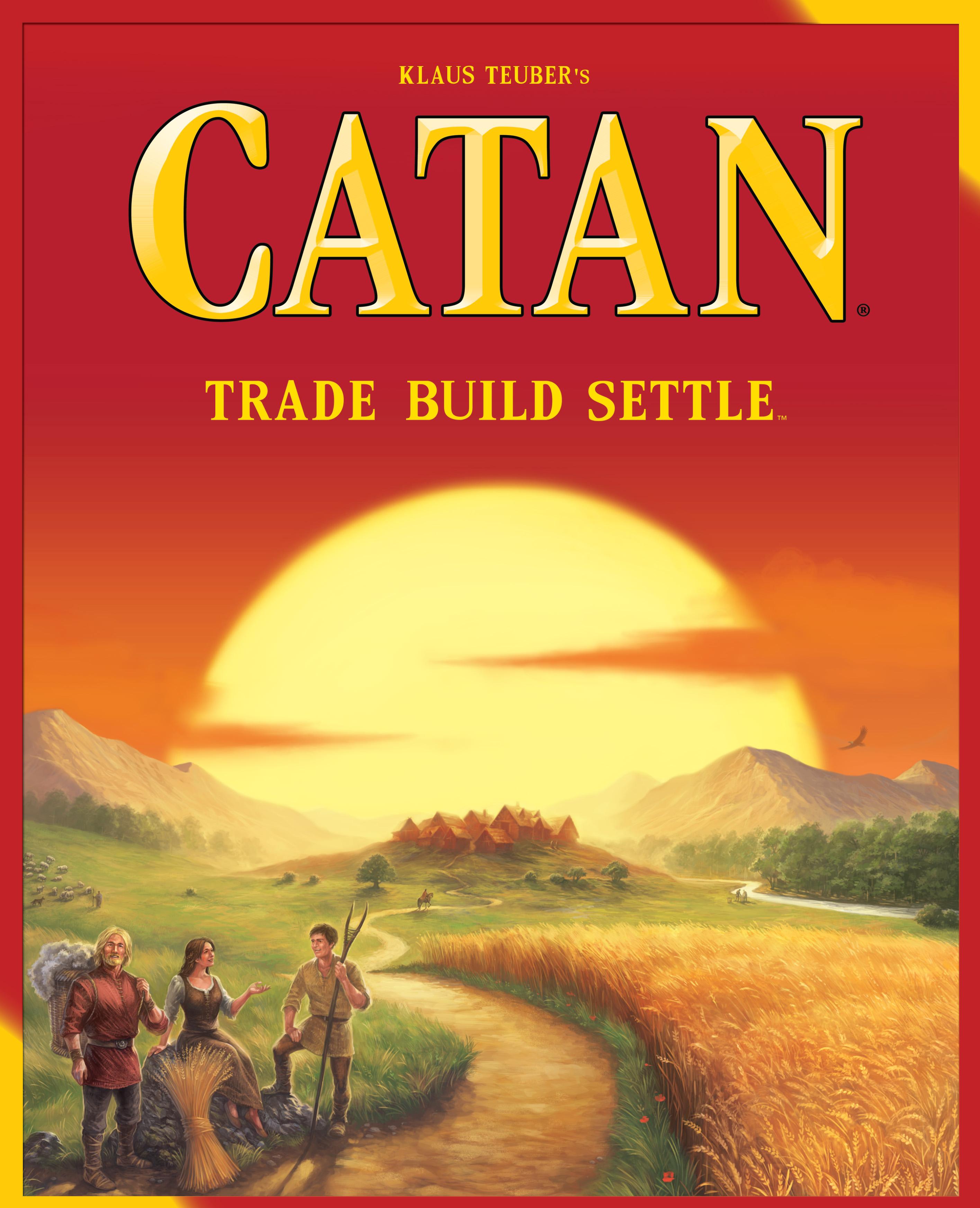 Catan Box Front