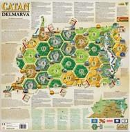 Catan: Geographies Scenario - Delaware Maryland Virginia (6 Pack) Box Front