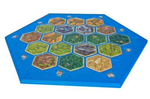 Settlers Of Catan: Catan Board 3-4 Player Box Front