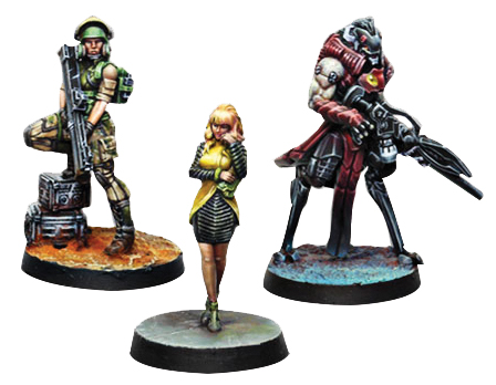 Infinity: Dire Foes Mission Pack 7 - Candy Cloud Box Front
