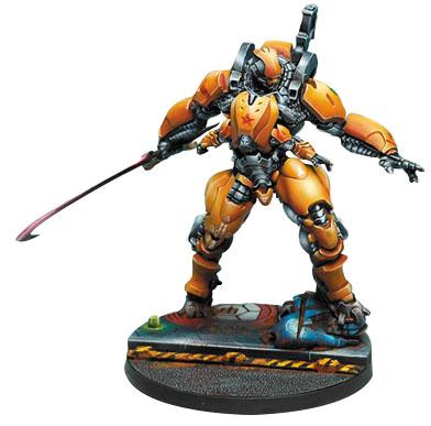 Infinity: Yu Jing Giji Squadrons Box Front