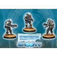 Infinity: Haqqislam Kts, Kaplan Tactical Services (spitfire) Box Front