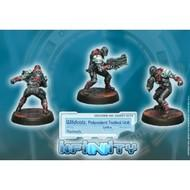 Infinity: Nomads Wildcats, Polyvalent Tactical Unit (spitfire) Box Front