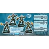 Infinity: Combined Army Treitak Spec-ops Box Front