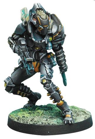 Infinity: Tohaa Igao Unit (boarding Shotgun) Box Front