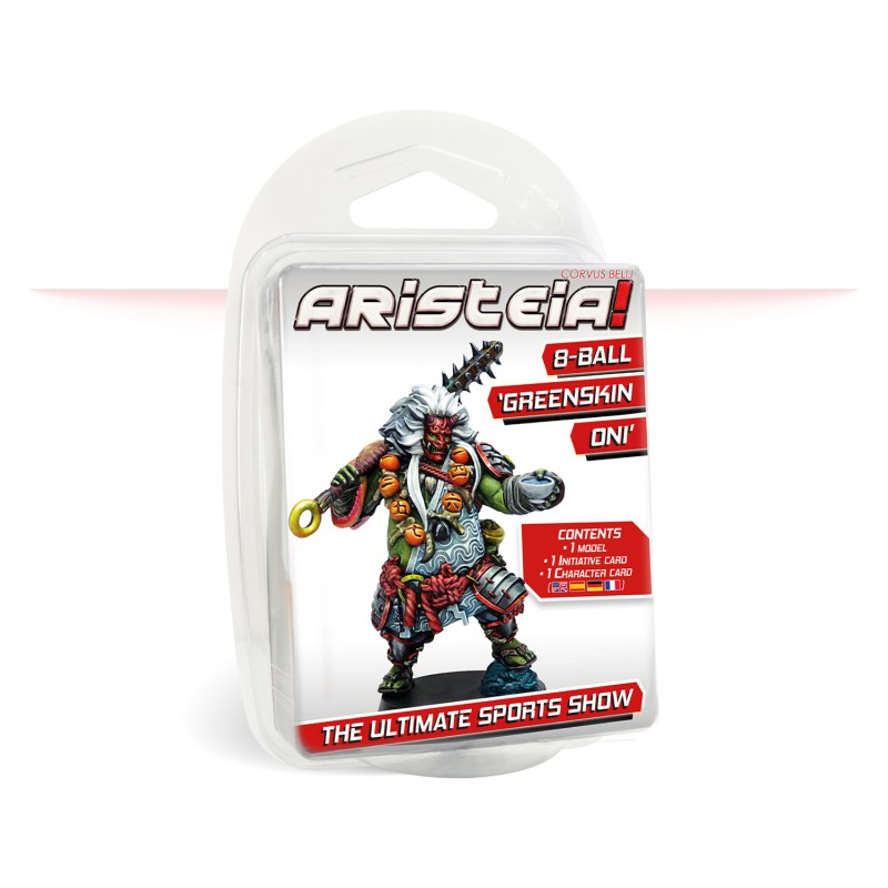 Aristeia! 8-ball, Greenskin Oni