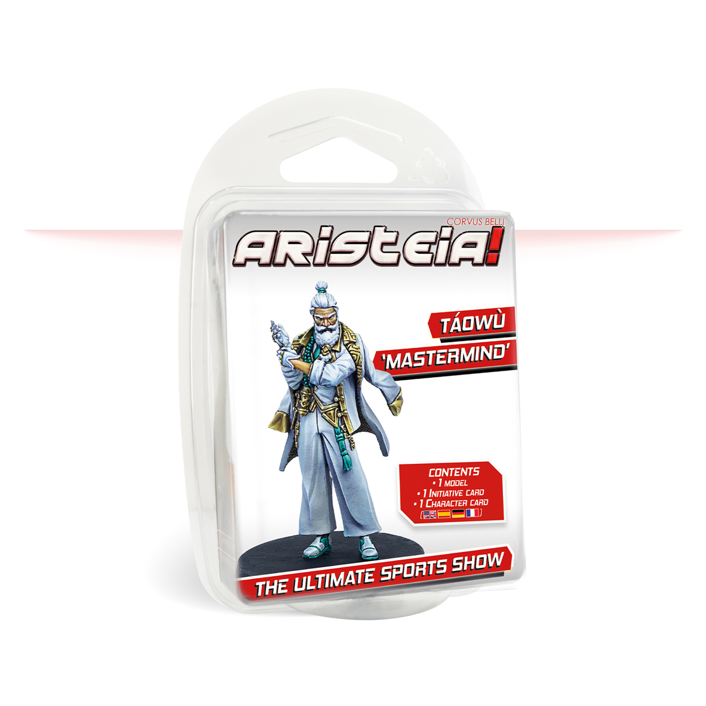 Aristeia! Taowu Mastermind