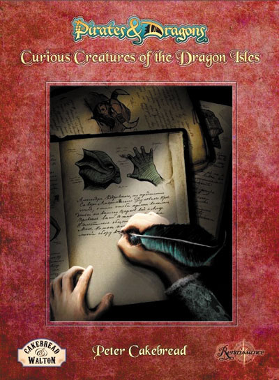 Pirates & Dragons: Curious Creatures Of The Dragon Isles Box Front