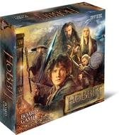 The Hobbit: The Desolation Of Smaug Board Game Box Front