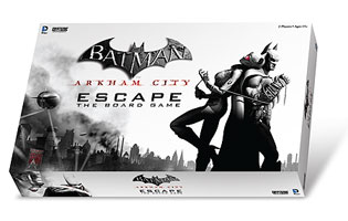 Batman Arkham City Escape Demo Pr1 Box Front