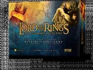 The Lord Of The Rings: The Fellowship Of The Ring Deck-building Game Demo Pr1 Box Front