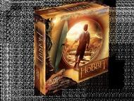 The Hobbit: An Unexpected Journey Board Game (reiner Knizia) Demo Copy Pr1 Box Front