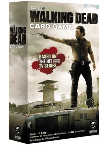The Walking Dead Card Game Box Front