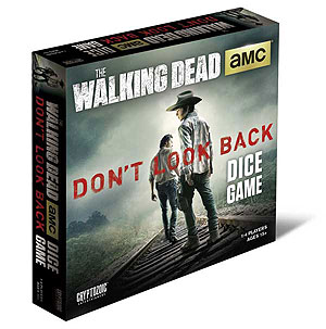 The Walking Dead Competitive Dice Game: Don`t Look Back (tv) Box Front