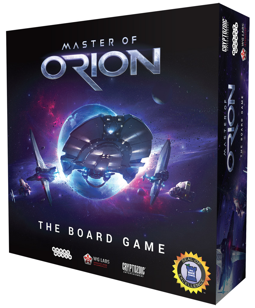 Master Of Orion Box Front