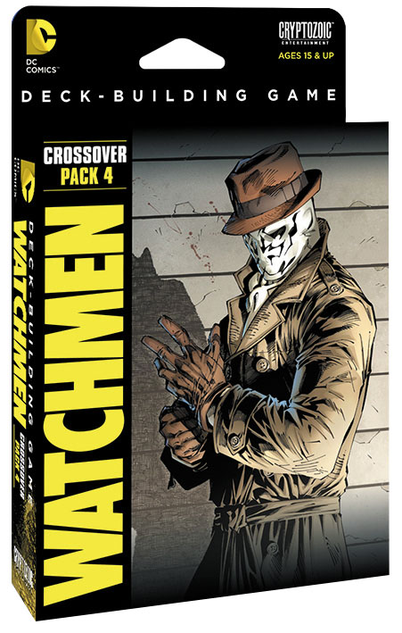 Dc Comics Dbg: Crossover Expansion Pack 4 - Watchmen