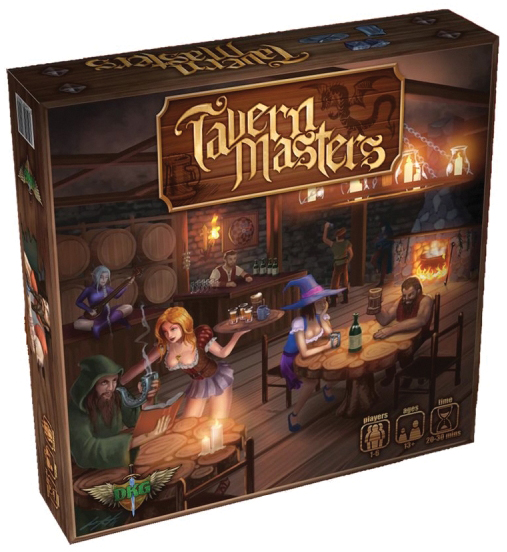 Tavern Masters Box Front