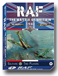 Royal Air Force: Battle Of Britain Box Front