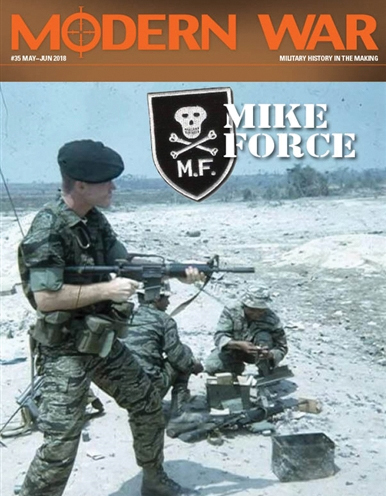 Modern War #35: Mike Force Box Front