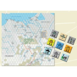 World At War #68: France 1940 Game Box