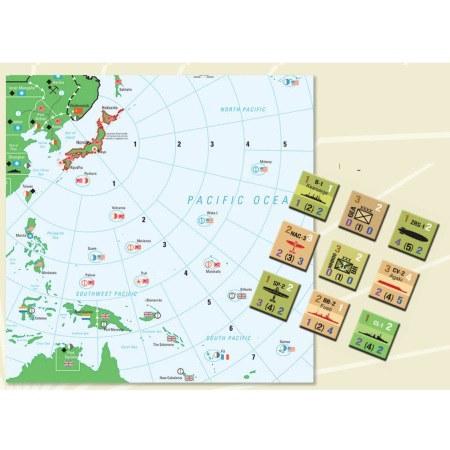 World At War #70: Great Pacific War Game Box