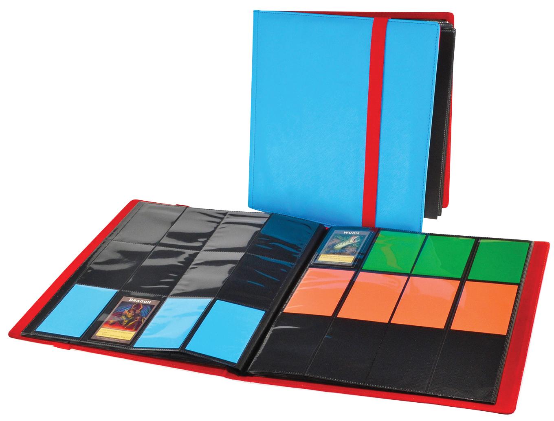 Dex Binder 12: Blue Box Front