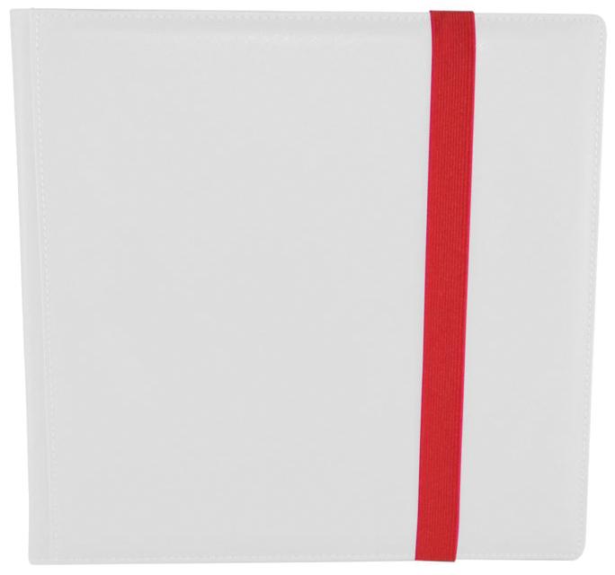 Dex Binder 12: White Box Front