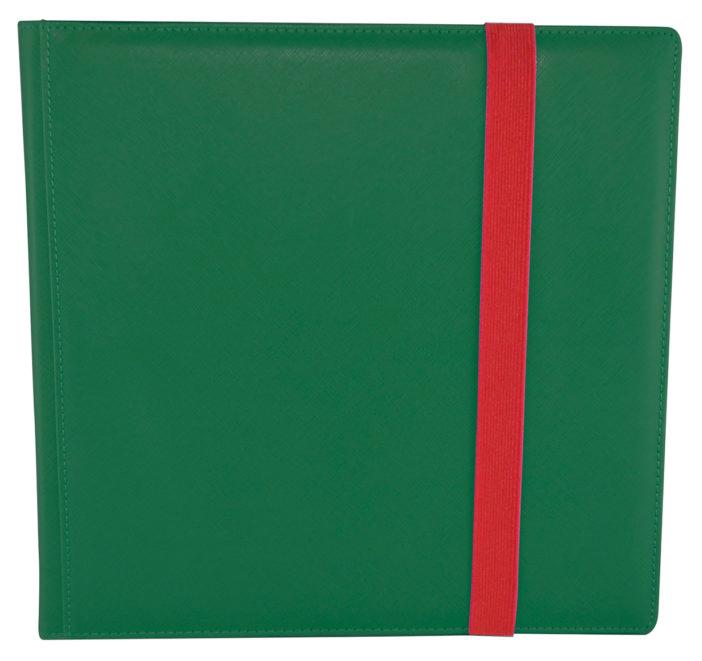 Dex Binder 12: Green Box Front