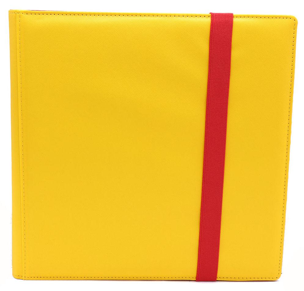 The Dex Binder 12 - Yellow Box Front