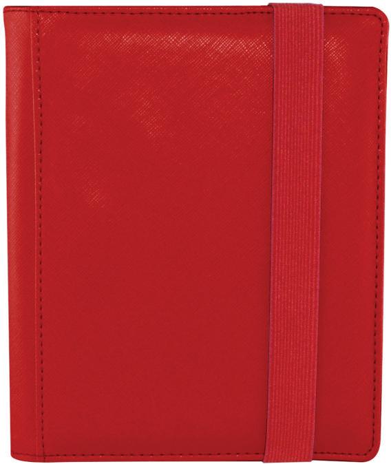 Dex Binder 4: Red Box Front