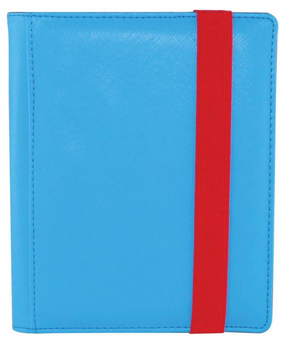 Dex Binder 4: Blue Box Front