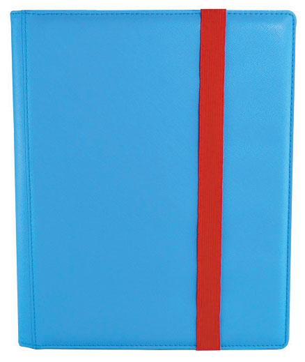 Dex Binder 9: Blue Box Front