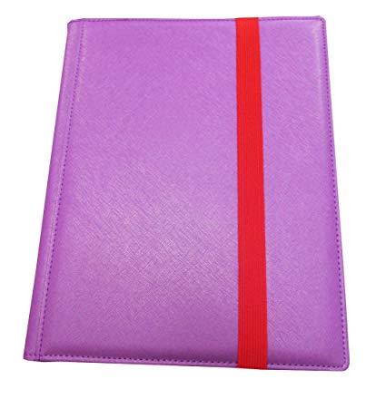Dex Binder 9: Purple