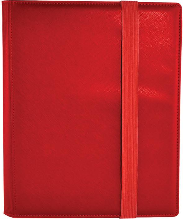 Dex Binder 9: Red Box Front